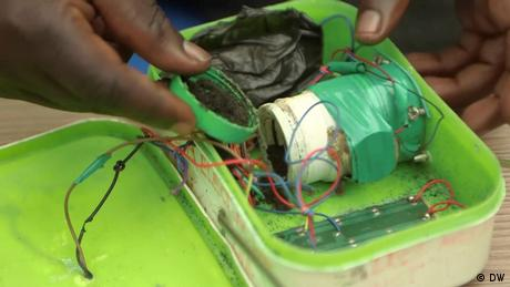 Eco Africa - Fighting malaria in Uganda the organic way