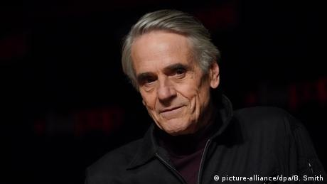 Jeremy Irons wird Jurypräsident der Berlinale (picture-alliance/dpa/B. Smith)