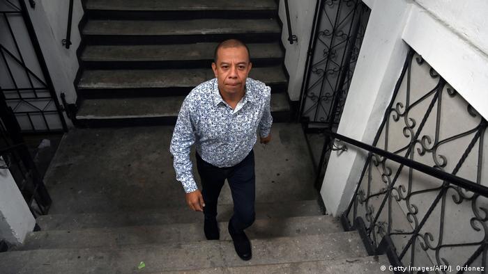 Guatemala Aldo Davila