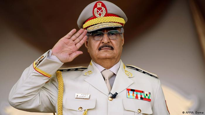 General Halife Hafter