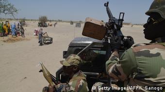L'armée nigérienne sous-équipée
