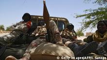 Symbolbilder Niger Armee