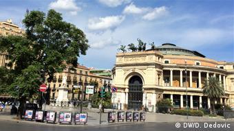 Палермо, административный центр Сицилии