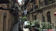Italien Palermo | Strasse