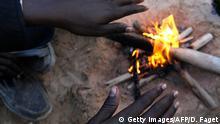 Kälte in Afrika