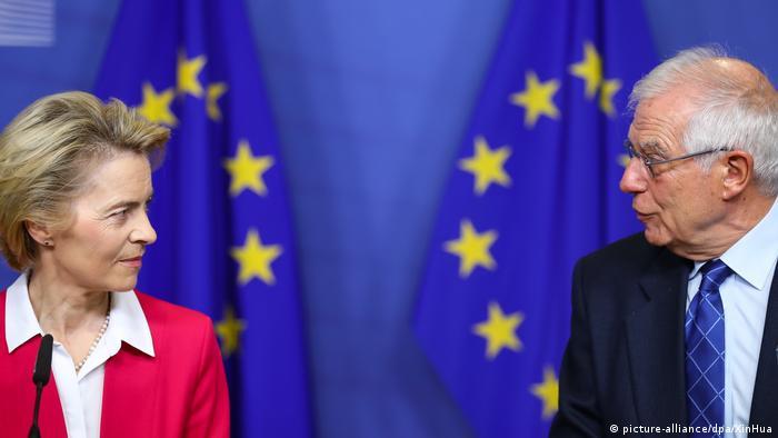 Konflikt Iran-USA - Statement EU-Kommission