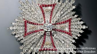 Звезда польского Ордена Белого Орла XVIII века