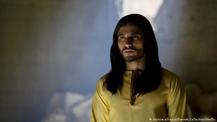 Foto da série Messiah, da Netflix