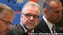 Oldenburg | Polizeipräsident Johann Kühme