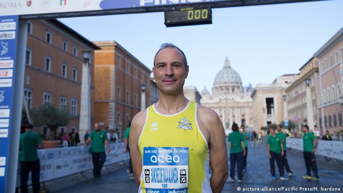 Italien Rom | Marathon - Melchor Sanchez de Toca