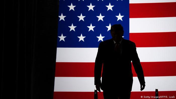 USA President Donald Trump