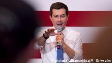 USA Pete Buttigieg