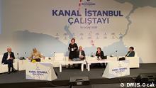 Türkei Istanbul | Kanal İstanbul Workshop