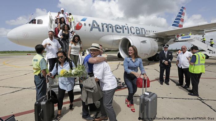 USA Regierung storniert Charterflüge zu neun Flughäfen in Kuba