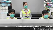 Hongkong Coronavirus | Mysteriöse Lungenkrankheit aus Wuhan