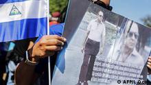 Nicaragua Gedenken an Pedro Joaquin Chamorro