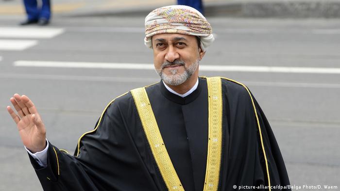Султан Омана Хайтам бен Тарик бен Таймур Аль Саид (фото из архива)