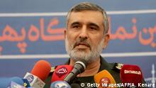 Iran 2019 | General Amir Ali Hajizadeh, Revolutionsgarden