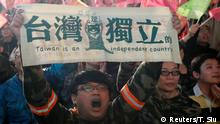 Präsidentenwahl in Taiwan