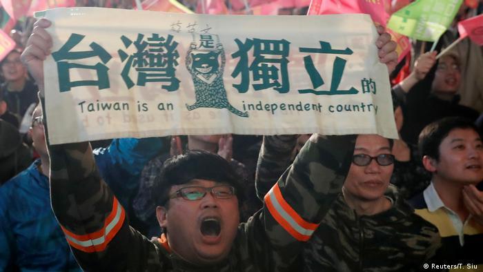 Protesti za neovisnost Tajvana