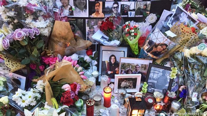 Kanada Ottawa | Trauer nach Flugzeugabsturz im Iran