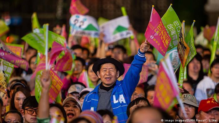 Taiwan Präsidentschaftswahl 2020 |