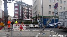 Deutschland   Evakuierung in Dortmund   Bombenentschärfung