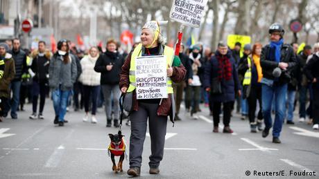 Θα συνεχιστούν οι απεργίες στη Γαλλία παρά τις υποχωρήσεις