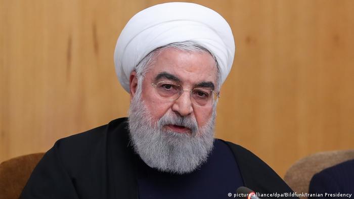 Hassan Ruhani (picture-alliance/dpa/Bildfunk/Iranian Presidency)