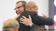 Malta Labour Partei Kandidaten Vorsitzend Chris Fearne Robert Abela