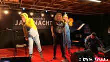 Bonn   Weltweite Spendenaktion (WOSP) - Elik Plichta, Piotr Buchajzer und Marta Ona