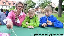 Erfurt | Bundesministerin für Bildung und Forschung Anja Karliczek besucht Evangelische Grundschule