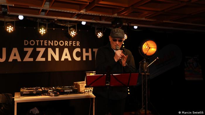 Na scenie w Bonn Artur Wojtyczka