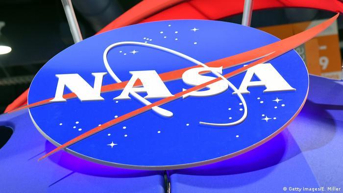 USA CES 2018 in Las Vegas | Logo der NASA