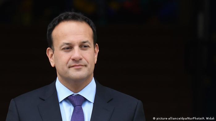 Irland | Premier Taoiseach Varadkar (picture-alliance/dpa/NurPhoto/A. Widak)
