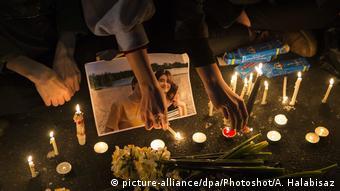 Iran | Trauer und Proteste | Flugzeugabsturz