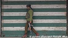 Kaschmir | Polizei | Sicherheitskräfte