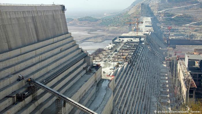 Äthiopien | Nil-Staudamm Grand Ethiopian Renaissance Dam