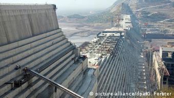 La construcción de la Gran Presa del Renacimiento Etíope está causando tensiones en la cuenca del Nilo entre Egipto, Etiopía y Sudán.