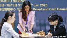 FIDE | Schach-WM | Schiedsricherin Shohreh Bayat