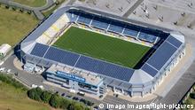 Deutschland | Fußball | Benteler Arena | Stadion des SC Paderborn