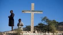 Haiti | Gedenkan an Erdbeben 2010