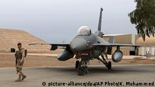 Irak | Air Force F-16 fighter jet | Balad Air Base