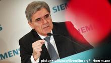 Deutschland Siemens-Hauptversammlung in München - Joe Kaeser