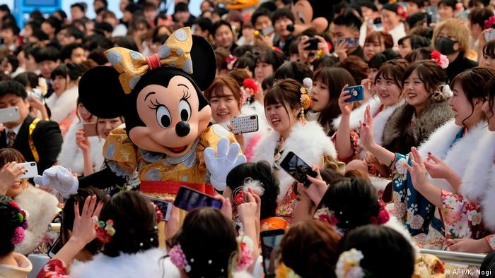 BdTD Japan Tokyo   Feier zum Coming-of-Age Day