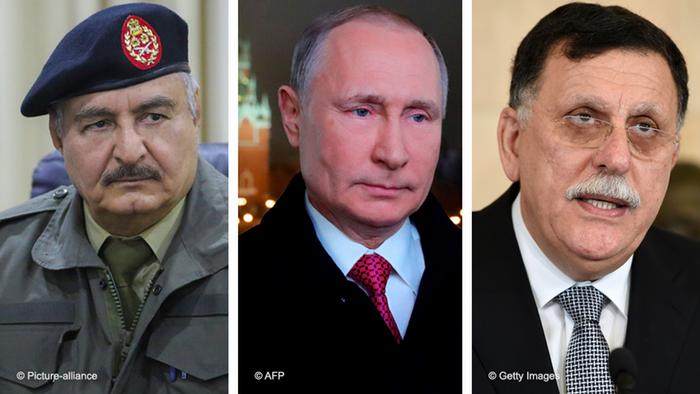 Opinion: Is Vladimir Putin's luck in Libya running out?
