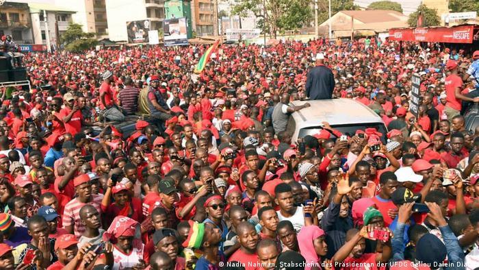 La candidature annoncée pour l'élection présidentielle de Cellou Dalein Diallo pourrait fragiliser les actions du FNDC.