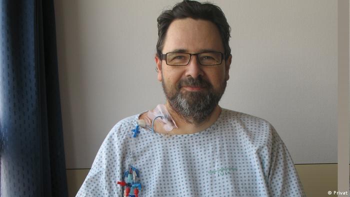 Transplantation | Organspende | Oliver Weber