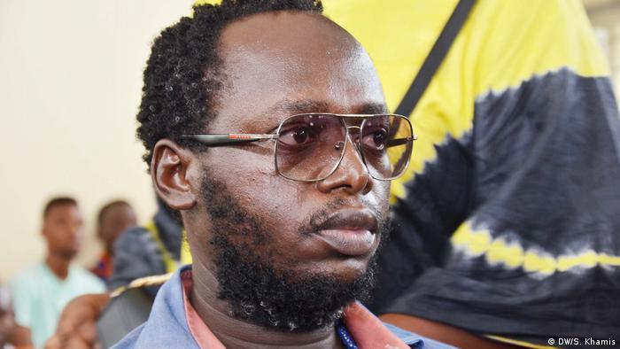 Tansania Gericht in Kisutu   Prozess Journalist Erick Kabendera