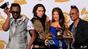 Grammy Awards in Los Angeles The Black Eyed Peas